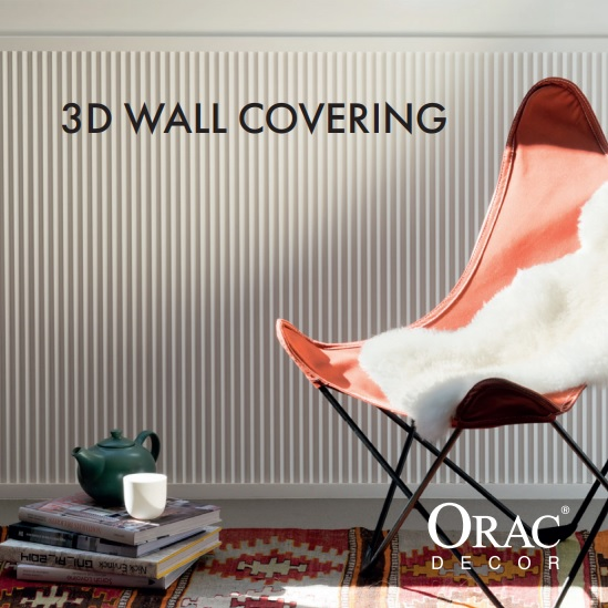 Catalog Orac Decor - 3D wall covering